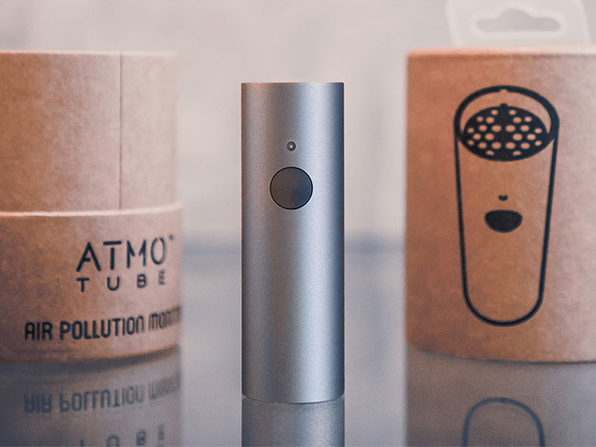 Atmotube 2.0 Portable Air Quality Monitor