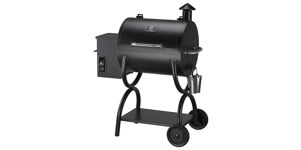 Z GRILLS 550A 8-in-1 Auto Temperature Control BBQ Grill, on sale for $389 (11% off)
