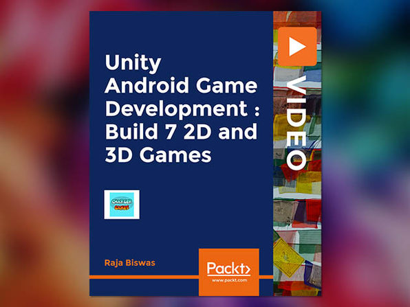 Unity Android Game Development : Build 7 2D and 3D Games - Product Image