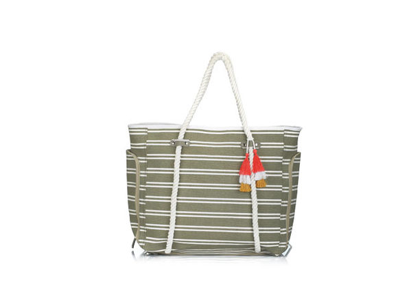 DEZZIO Multi-Purpose USB Beach Bag (Sahara)