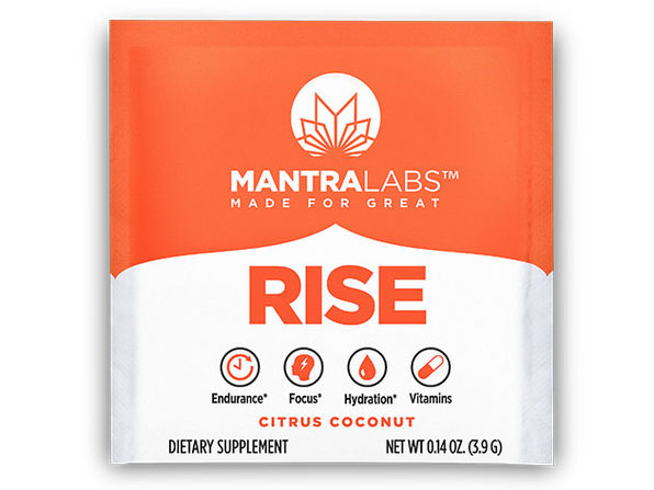 RISE: 30-Day Nootropic Hydration with Vitamins & Antioxidants