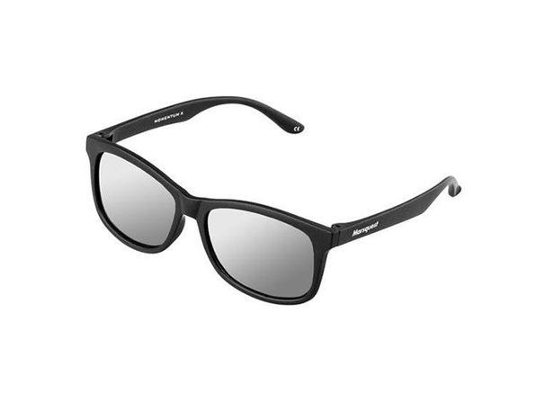 Momentum X Sunglasses (Black/Silver)