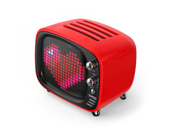 TIVOO Pixel Art Bluetooth Speaker