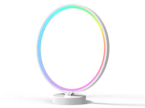 Nordic Mood LED Circle Table Lamp