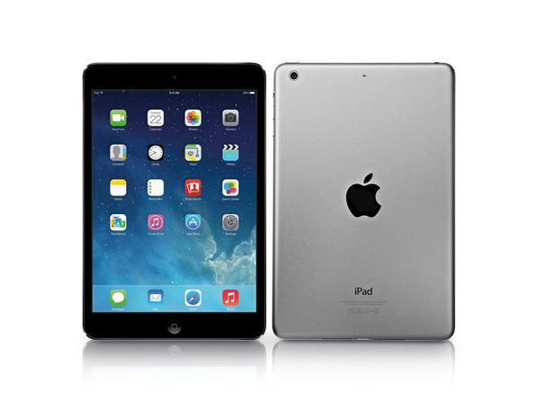 Refurbished Apple iPad Air Verizon Space Gray 64GB - Fair Condition - Product Image