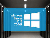 Microsoft 70-741: Networking with Windows Server 2016 - Product Image