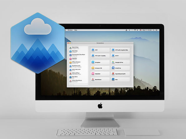 CloudMounter For Mac: Lifetime License
