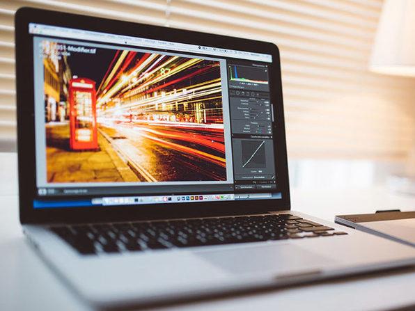 Mastering Adobe Lightroom - Product Image