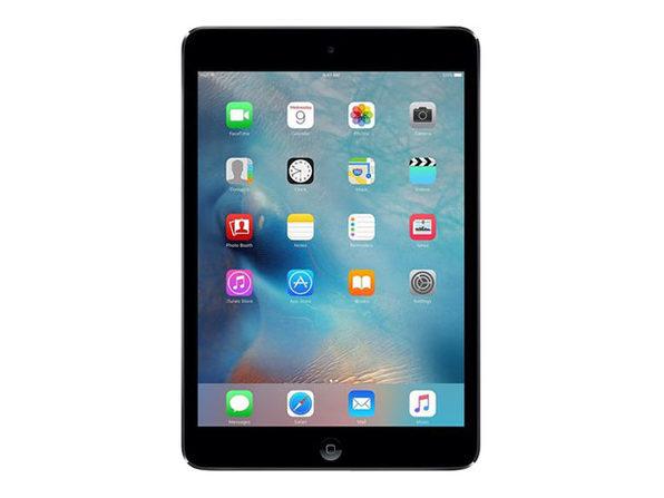Apple iPad Mini 2 Retina 32GB with WiFi in Space Gray (Certified Refurbished)