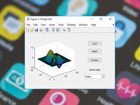Create Apps in MATLAB Using GUIDE - Product Image