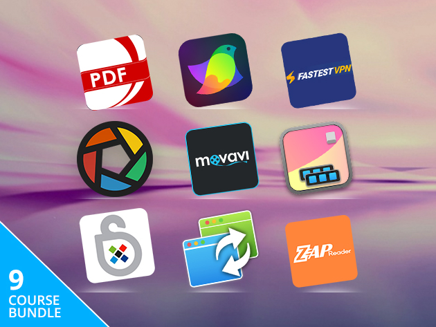 Mac Productivity Essentials Apps Bundle Discount