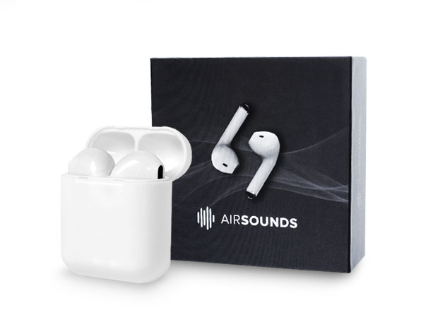 AirSounds True Wireless Earbuds | StackSocial