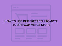 How to Use Pinterest to Promote Your E-Commerce Store - Product Image